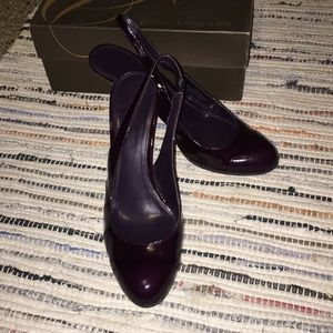 Enzo Angiolini Sling back pumps